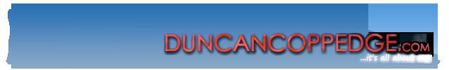 DuncanCoppedge.com – It's all about me